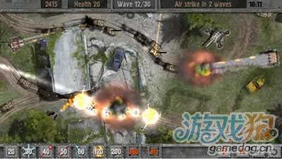 安卓战争塔防游戏:战地防御2 让细节决定你的成败1