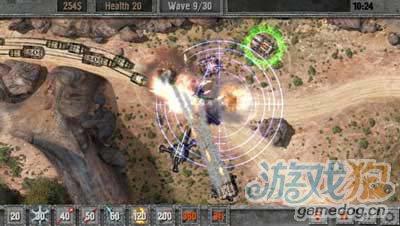 安卓战争塔防游戏:战地防御2 让细节决定你的成败3