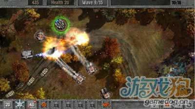 安卓战争塔防游戏:战地防御2 让细节决定你的成败4