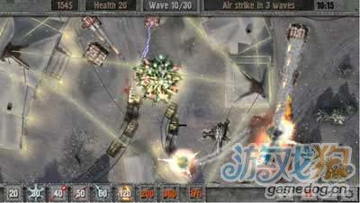安卓战争塔防游戏:战地防御2 让细节决定你的成败2
