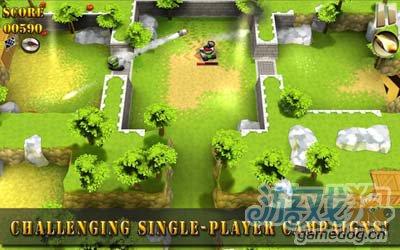 坦克骑士Tank Riders:最强Q版小坦克的战争世界2