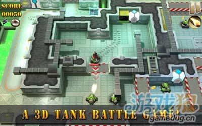 坦克騎士Tank Riders:最強Q版小坦克的戰爭世界1