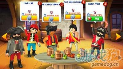 海盗奇兵:做个萌萌的海盗3