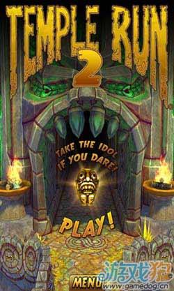 Android版神庙逃亡2 游戏竟无退出选项1
