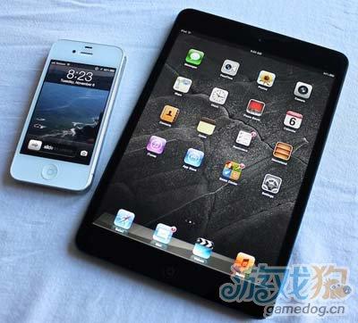 传苹果10月发布iPad 5:外形象放大版iPad mini
