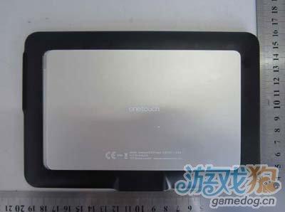 阿尔卡特最新7英寸平板Evo 7照片和拆机图1