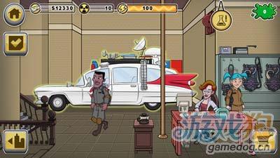电影同名游戏:捉鬼敢死队 与幽灵展开面对面的战斗3