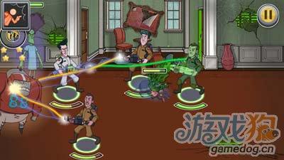 电影同名游戏:捉鬼敢死队 与幽灵展开面对面的战斗2