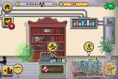 电影同名游戏:捉鬼敢死队 与幽灵展开面对面的战斗6