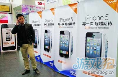 iPhone 5今年2月产量将减半:苹果概念何去何从1