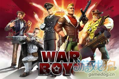 Gameloft新作Blitz Brigade首支预告片已放出1