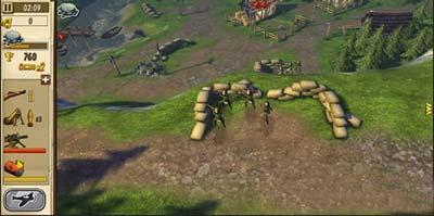 塔防游戏Hills of Glory 3D即将发布截图曝光2