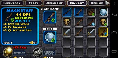 安卓动作类RPG游戏:勇闯地下城 新手必备图文攻略6