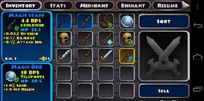 安卓动作类RPG游戏:勇闯地下城 新手必备图文攻略3