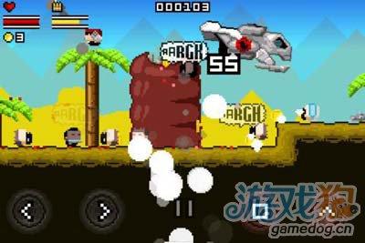 像素魂斗罗:像素风的横版射击佳作5