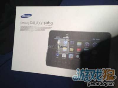 三星Galaxy Tab 3平板谍照曝光 或在MWC亮相1