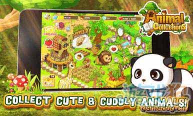 可爱风的模拟经营游戏:萌宠园记 打造可爱动物园3
