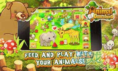 可爱风的模拟经营游戏:萌宠园记 打造可爱动物园4