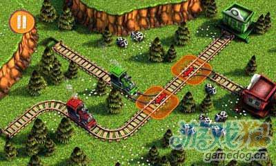 安卓休閒遊戲:火車指揮官 v2.0.4版更新上架2