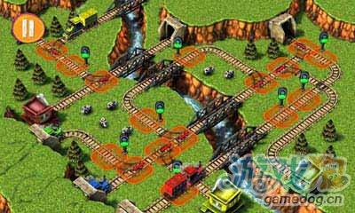 安卓休閒遊戲:火車指揮官 v2.0.4版更新上架3