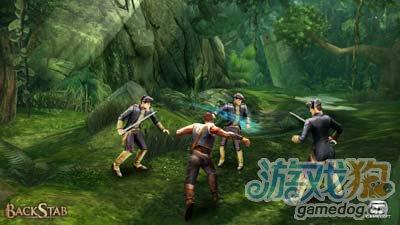 背刺中文版:为了你的荣誉而战4