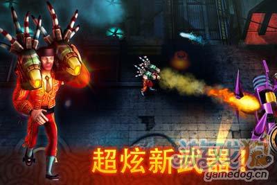 射击游戏:枪火战线 面对如潮的敌人你可以支撑多久1