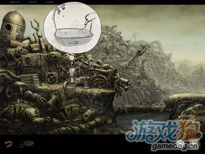 奇幻风格解谜佳作:机械迷城 虚幻世界中的小故事3