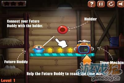 小小巴蒂:画面卡通的益智解谜游戏2