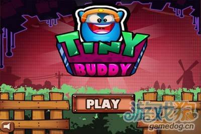 小小巴蒂:画面卡通的益智解谜游戏1
