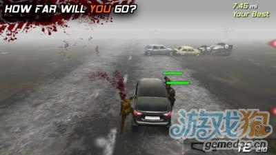 僵尸题材游戏:僵尸高速公路 逃亡在荒凉的高速路上1