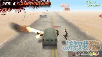 僵尸题材游戏:僵尸高速公路 逃亡在荒凉的高速路上4