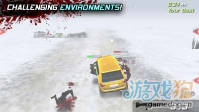 僵尸题材游戏:僵尸高速公路 逃亡在荒凉的高速路上3