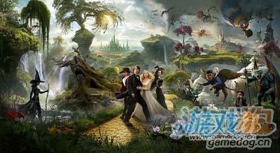 迪士尼新游神庙跑酷:魔境仙踪将本月27日上架1