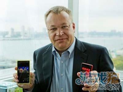 借鉴微软 诺基亚CEO艾洛普再次谈级BB10和Android