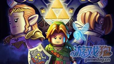 乐高塞尔达传说 估计会被做成Minecraft主题MOD吧2