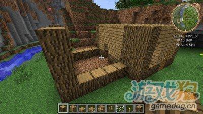 我的世界生存用小木屋建造教程