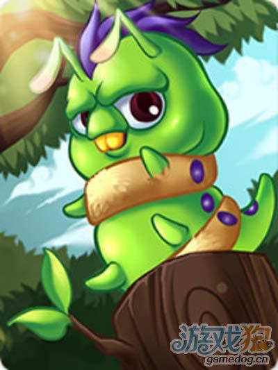 怪物x聯盟拇指蟲兩種形態攻略及解析