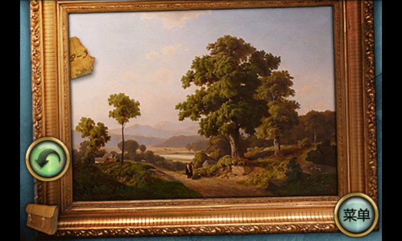 欧式庄园风格壁画