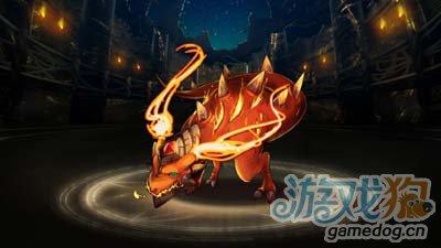 神魔之塔硝鐵火龍寵物圖