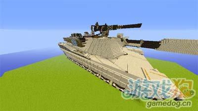 遥控坦克设计图