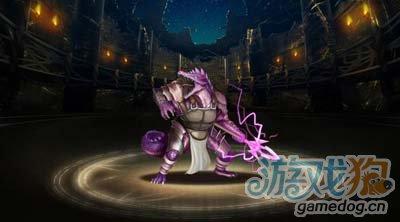 神魔之塔黑雷蜥蝪騎士圖鑒資料