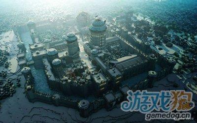 我的世界城堡解析大城堡