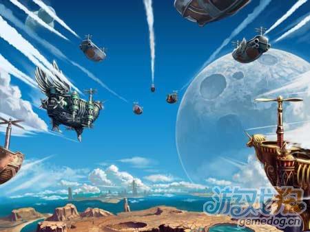 世嘉山寨进击の巨人《反逆的Ciel Ark》公布2