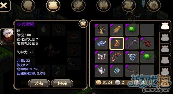 艾诺迪亚4装备攻略 所有紫装掉落列表6