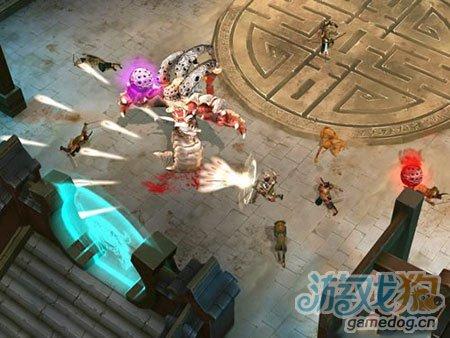 Gameloft新作 地牢猎人4安卓版即将更新3