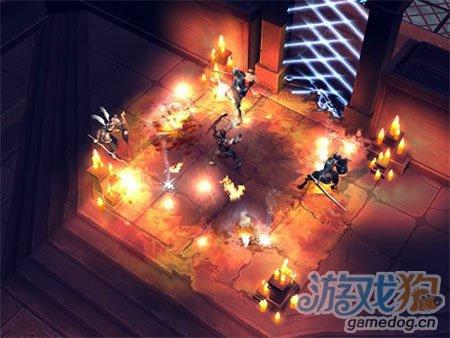 Gameloft新作 地牢猎人4安卓版即将更新4