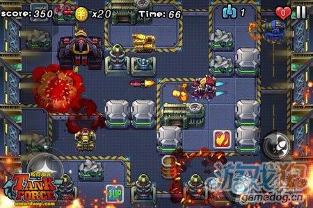 创新玩法有策略 坦克部队技能解析1