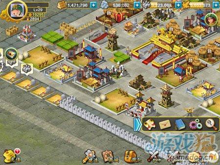 三国题材游戏:玩转三国教您合作歼敌1