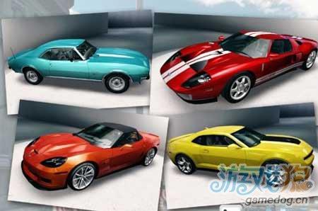 全新赛车游戏 2K Drive秋季上架 2