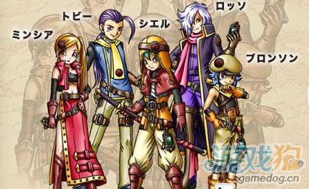 日本冒险类RPG天空之锁公布 今秋上线2